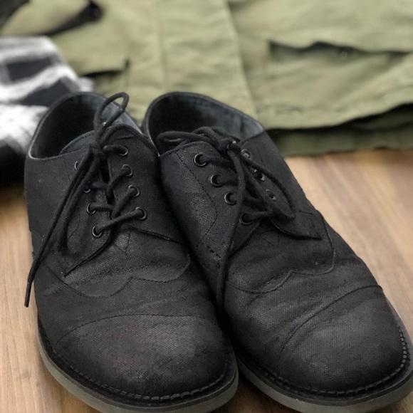 Toms Shoes | Mens Toms Brogue Casual
